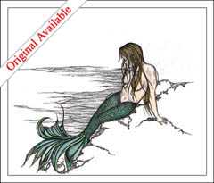 Mermaid Amphitrite
